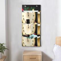 Hang Bag Organizer New Year Clock Gift Door Hanging Organizer Bathroom C... - $29.99
