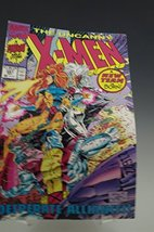 X-MEN #281 The Uncanny Red Marvel Comics Book 1989 [Paperback] Stan Lee - $9.99