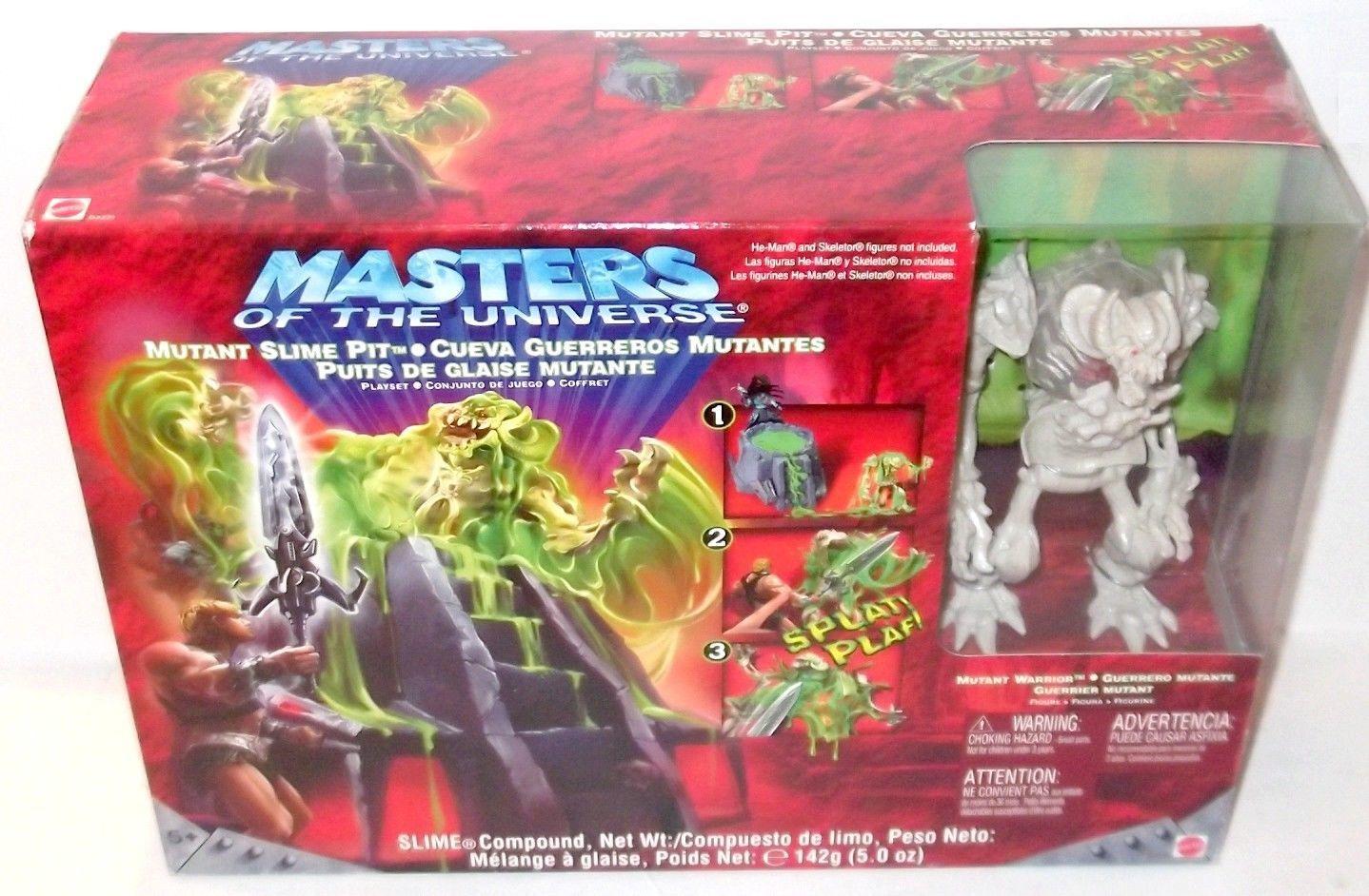80 S MATTEL He-man Masters of the Universe le guerrier machine Comic book