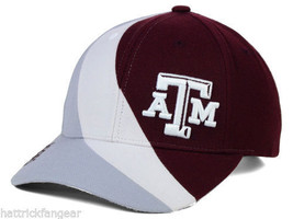 Texas A&M Aggies Top of the World Slashed Structured NCAA Cap Hat - $18.99