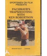 Pachmayr's Trapshooting With Ken Robertson New Sealed VHS - $29.65