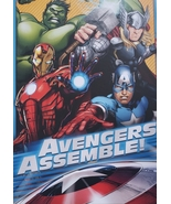 "Avengers Greeting Card Birthday ""AVENGERS ASSEMBLE!"" - $3.89"