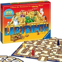 Ravensburger Labyrinth Family Board Game for Kids and Adults Age 7 and Up - Mill - $32.00