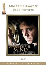 A Beautiful Mind (Two-Disc Awards Edition) [DVD] [2001] - $4.99