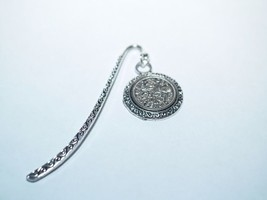 1953 65th Birthday Anniversary Sixpence Coin Bookmark with Shiny Sixpence - $12.17