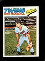 1977 TOPPS #578 BOB RANDALL NM RC ROOKIE TWINS  *X3822 - $1.73