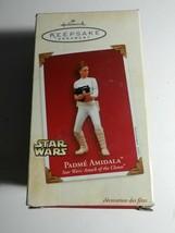 Hallmark Ornament Queen Padme Amidala Star Wars Attack of the Clones 2003 L28 - $14.50