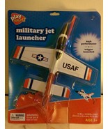 "Military Jet Launcher USAF by Play Right 10"" × 10"" x  4""  New in package - $15.99"