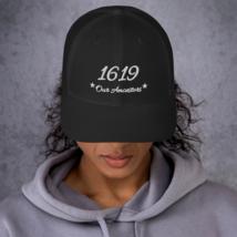1619 Hat / Spike Lee Hat / 1619 Baseball Cap / 1619 Trucker Cap image 3