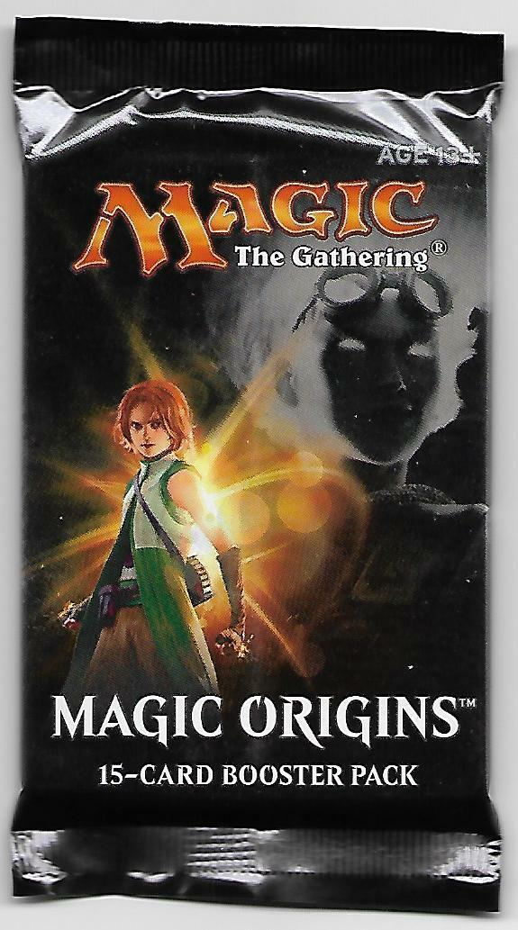 MTG Magic: The Gathering Magic Origins Sealed Booster Pack English!
