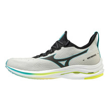 Mizuno Wave Rider NEO Women's Running Shoes Racing Jogging Sliver NWT J1GD207810 - $121.41