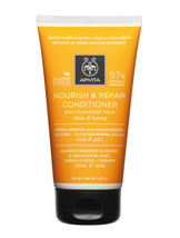 Apivita Nourish and Repair Hair Conditioner 150ml - $19.40