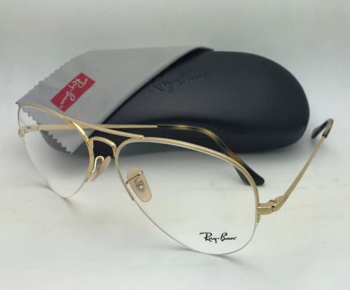 9157069c978 New RAY-BAN Eyeglasses RB 6589 2500 59-15 and 50 similar items
