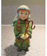 """Mary Engelbreit's """"The Christmas Pageant"""" Nativity Replacement Piece She... - $37.62"""
