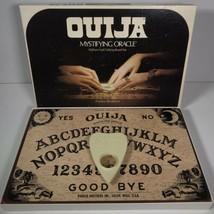 Ouija 1972 Board Parker Brothers Complete Mystifying Oracle William Fuld Vintage - $27.69