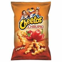 Cheetos Paprika Flavour Corn Snacks 145g Jumbo Family Bag - $8.78