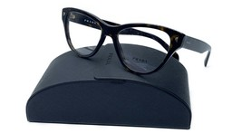 Prada Women's Brown Cats Eye Glasses with case VPR 23S 2AU-1O1 52mm - $94.50
