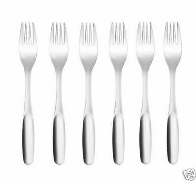 Primary image for HACKMAN Savonia Dinner Forks Stainless Steel 6 pcs
