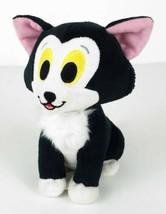 "Disney Store Exclusive Pinocchio Figaro the Cat 6.5"" Plush Stuffed Anima... - $9.99"