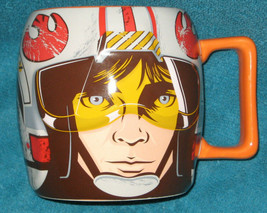 Disney Store Star Wars Luke Skywalker Ceramic Mug / Coffee Cup. Brand New. - $18.69