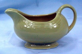 Homer Laughlin 2002 Fiesta Yellow Gravy Boat - $14.48