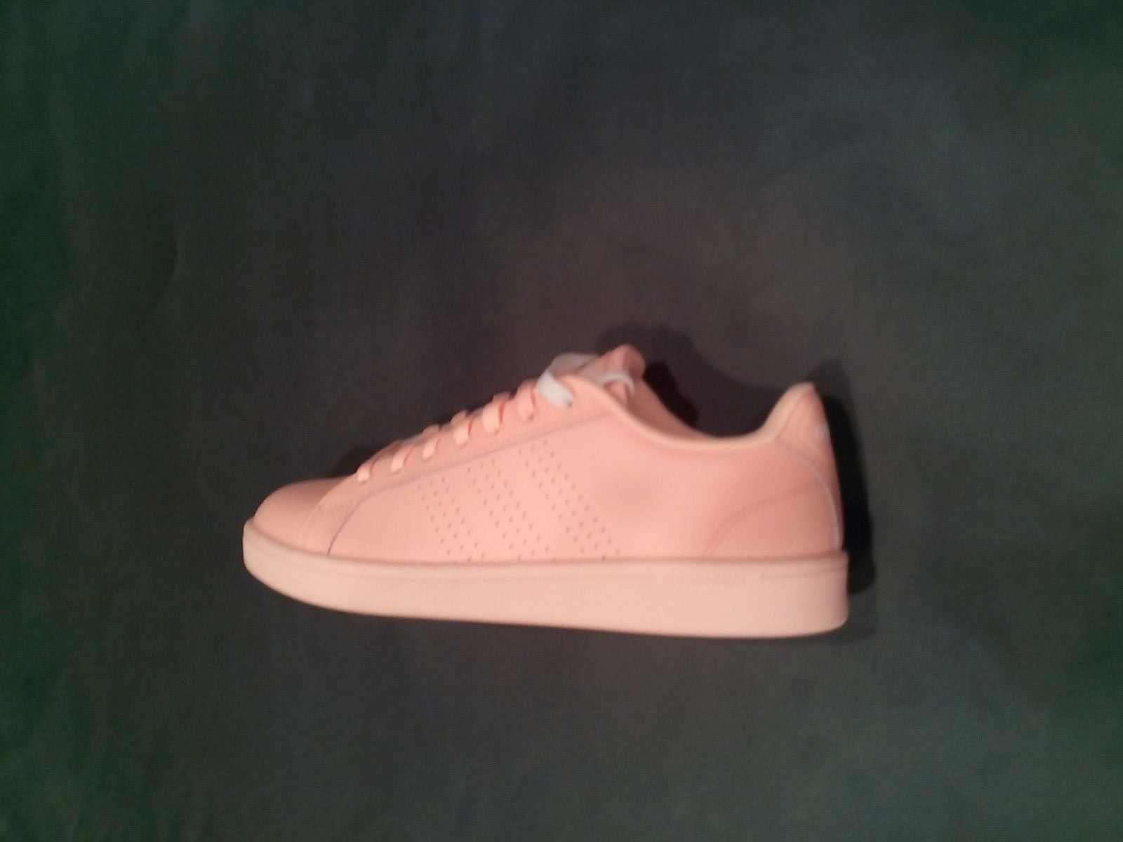 Primary image for adidas Women's Cloudfoam Advantage Clean Fashion Sneakers SZ-8.5