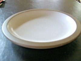 Edith Heath Ceramic 9.5' Luncheon/Dessert/Salad Plate  Opaque White Ston... - $22.77