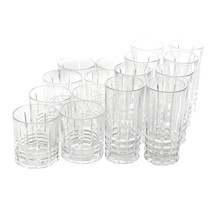 Gibson Home Jewelite 16 Piece Tumbler and Double Old Fashioned Glass Set - $60.81