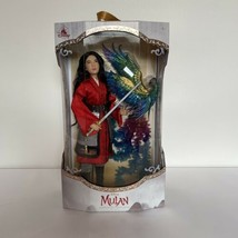 NEW Disney Mulan Limited Edition Doll Live Action Film 17'' (1 of 3,400)... - $247.50