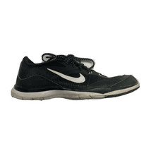Nike Womens Flex Supreme TR5 724858-001 Black Running Shoes Lace Up Size... - $24.78