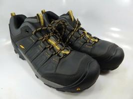 Keen Boulder Low Size US 13 M (D) EU 47 Men's WP Steel Toe Work Shoes 1020079 - $68.55