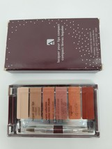 Avon Lacquer Your Lips Compact Six Lip Colors 2006 New Discontinued Stock - $12.99