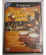 Nintendo Game Cube - DONKEY KONGA (Complete with Manual) - $18.00