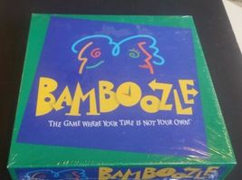 Bamboozle Board Game Parker Brothers 1997 [New] - $29.99