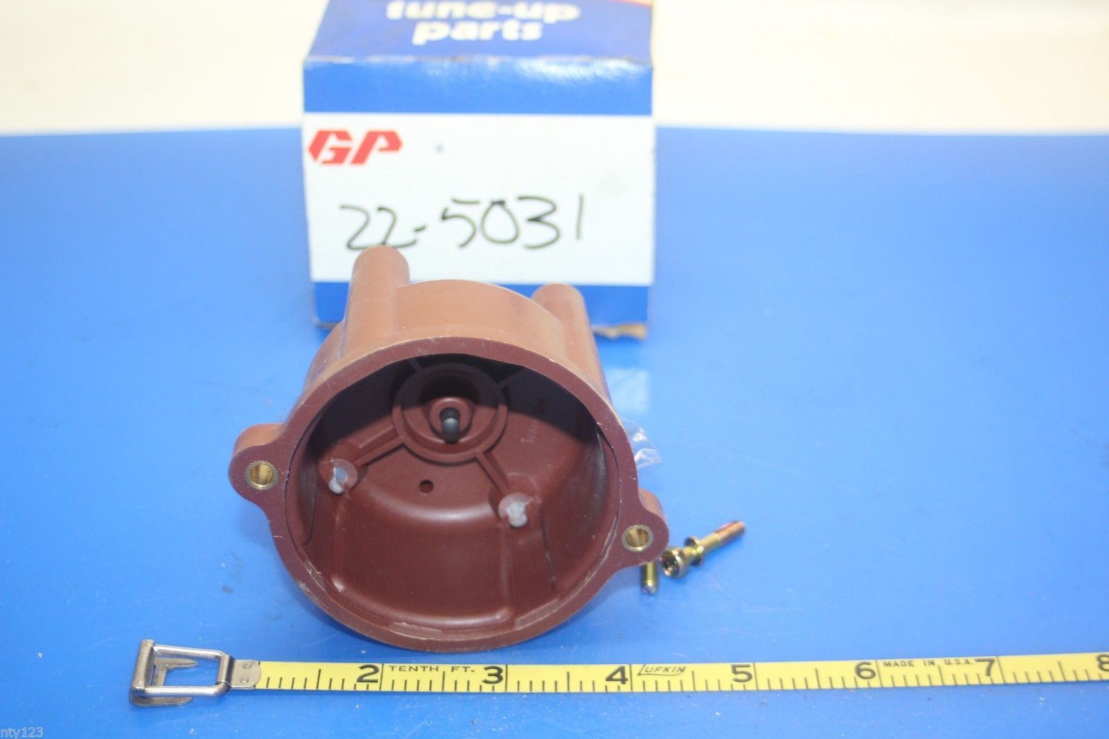 Performance HEI Distributor Blue Cap /& Rotor Tune Up Kit SBC BBC Chevy 50 65K