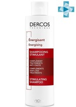 VICHY derkos anti-hair loss shampoo 200ml tonic. 1292 - $35.00
