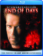 End Of Days (Blu Ray) (Eng Sdh/Span/Fren/Dts-Hd)
