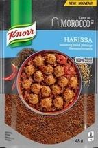 Knorr Taste of Morocco Harissa Seasoning Blend 5 bags x 48g each Canada  - £43.36 GBP