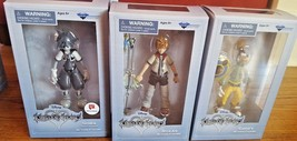 Diamond Select Kingdom Hearts Walgreens Series 2 Roxas Goofy Sora-Timele... - $47.99