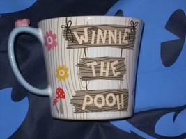 DISNEY STORE Winnie the Pooh COFFEE CUP/MUG. BRAND NEW. - $24.74
