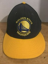 Golden State Warriors 2015 NBA Champions Yellow and gray blue Hat cap - $13.09