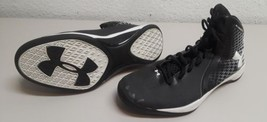 Under Armour Clutchfit Drive  Men's Basketball Shoe Black USED 2014 - $29.69