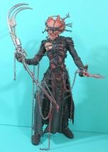"""McFarlane Toys Clive Barker's Tortured Souls Scythe Meister 12"""" Figure F... - $49.95"""