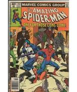Amazing Spider-Man #202 ORIGINAL Vintage 1980 Marvel Comics Punisher - $18.55