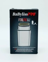 BaByliss PRO FoilFX02 Cordless Metal Double Foil Shaver - FXFS2 - $69.82