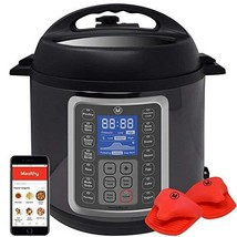 Mealthy MultiPot 9-in-1 Programmable Pressure Cooker 6 Quarts with Stain... - $113.58