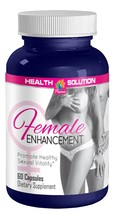 Female Enhancement Promote Healthy Sexual Vitality - 1 Bottle (60 Capsules) - $74.04