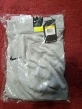 Nike NEW Womens Small S Grey Diamond Invader 3/4 Softball Pants 812572-052 image 6