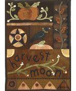 Hearts to Hands Primitive Patterns #304 Harvest Moon Quilt Pattern - $11.99
