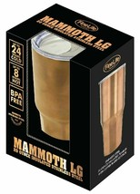 Mammoth LG 20 Ounce Travel Insulated Stainless Steel Copper Plated Tumbl... - $14.01